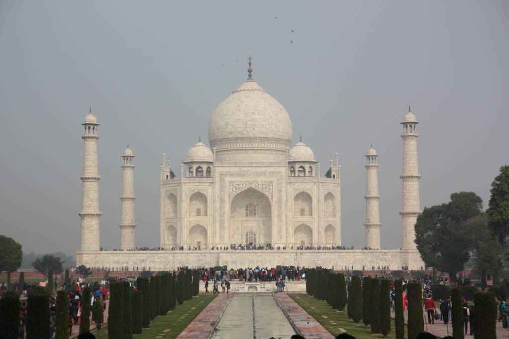 インドの風景1