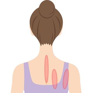 腱鞘炎・ばね指の原因となる筋緊張